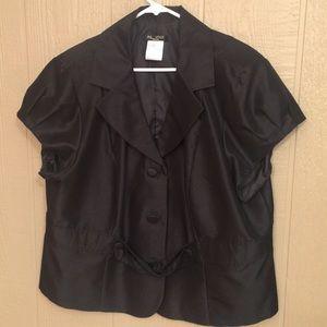 Jackets & Blazers - PS style black jacket size 22w